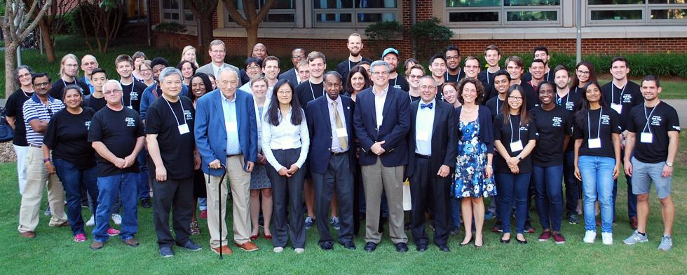 BioEngineering faculty and graduate students at Georgia Tech